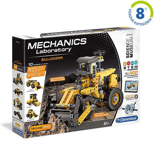 Mechanický labák - Buldozér