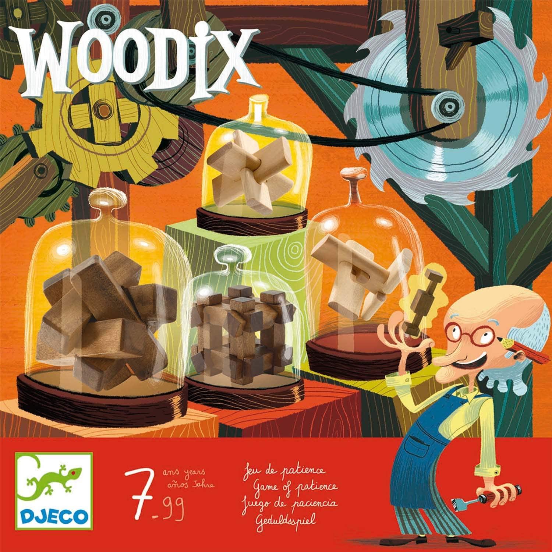 Hlavolam Woodix