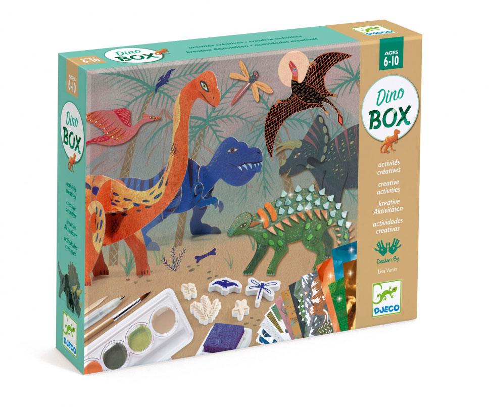 Veľká kreatívna sada - Dinosaury
