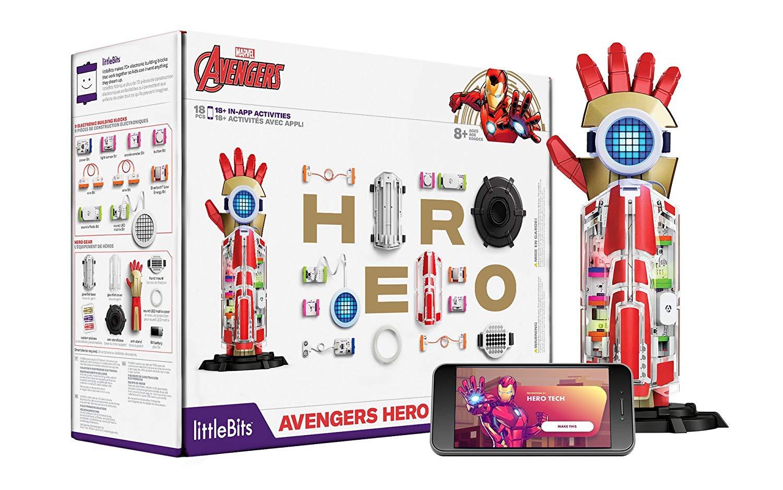 Avengers Hero Inventor