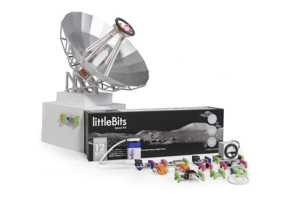 elektronická stavebnica littleBits - Vesmír