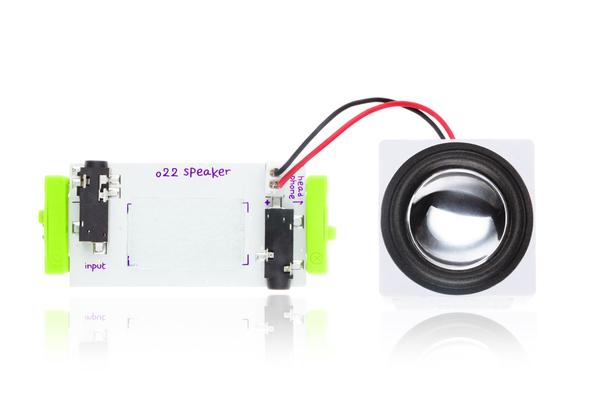 littleBits reproduktor