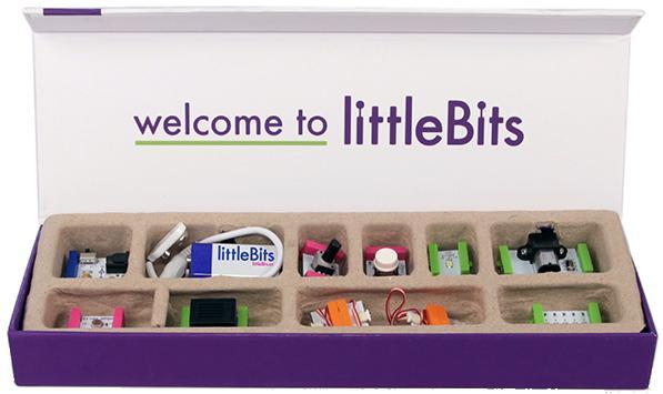 stavebnica littleBits - Base