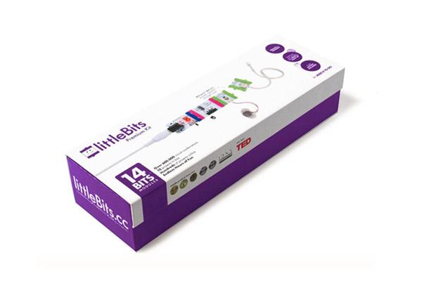 stavebnica littleBits - sada premium