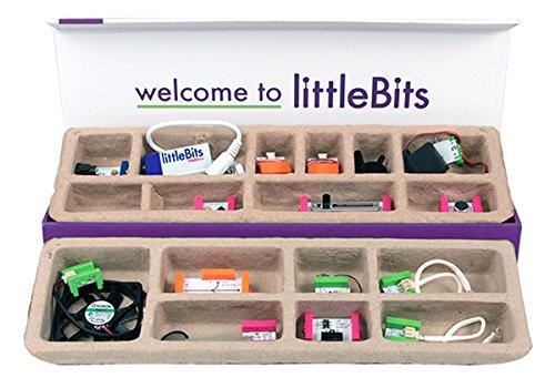 elektronická stavebnica littleBits - premium