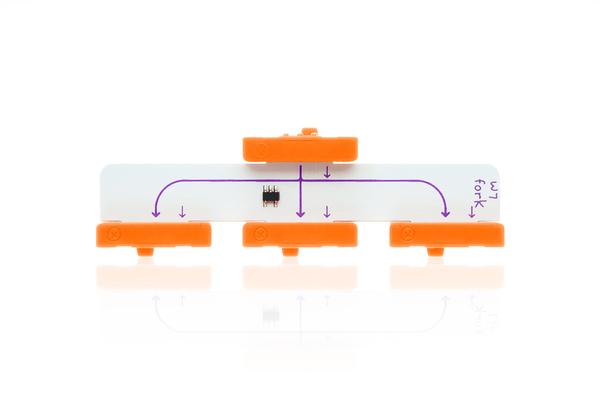 littleBits rozdelovač