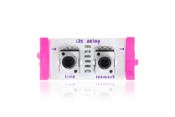 littleBits - delay