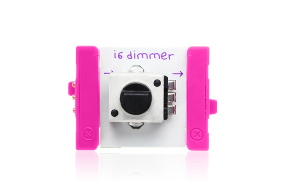 prvok littleBits - reostat