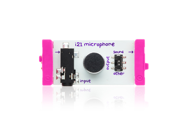 littleBits - microphone