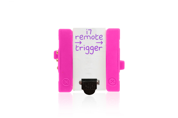 littleBits - remote trigger