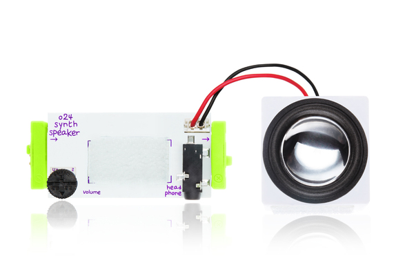 prvok littleBits - Speaker