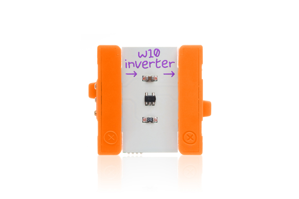 prvok littleBits - Inverter