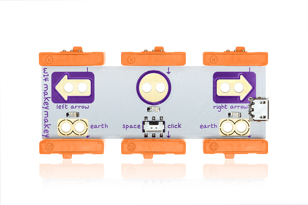 prvok littleBits - Makey Makey