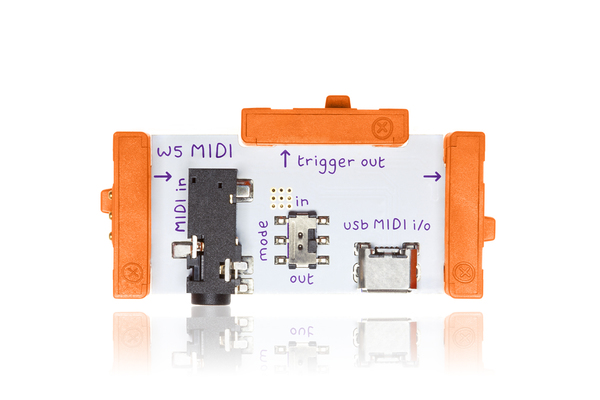 prvok littleBits - Midi