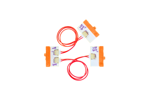 prvok littleBits - Split