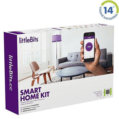 littleBits - inteligentná domácnosť