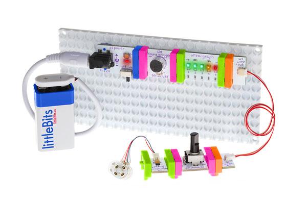 littleBits  montážna doska