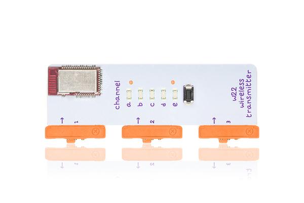 littleBits bezdrôtový vysielač