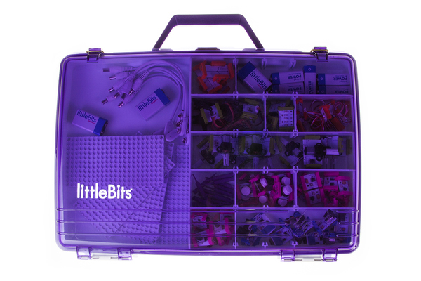 prvky littleBits - sada Workshop