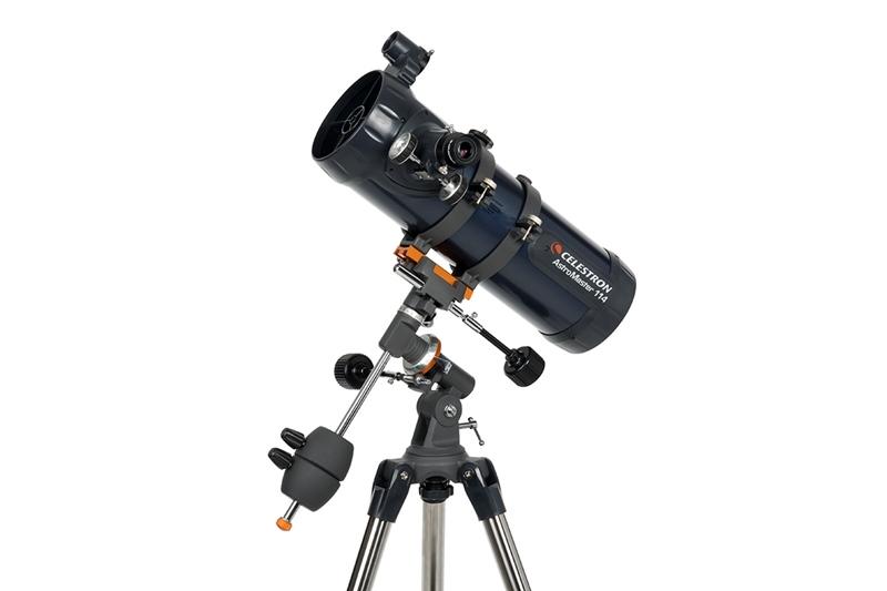 Celestron - AstroMaster 114/1000EQ-C