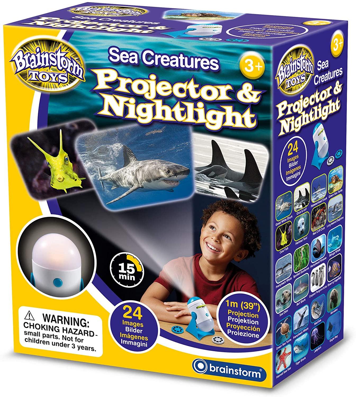 Projektor a nočné svetlo - More