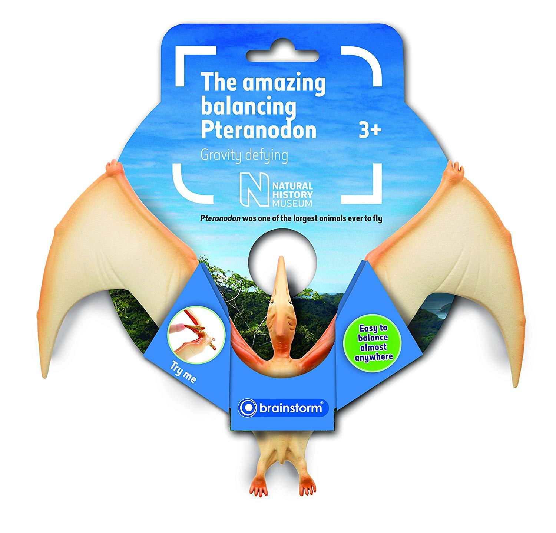 Pteranodon v rovnováhe