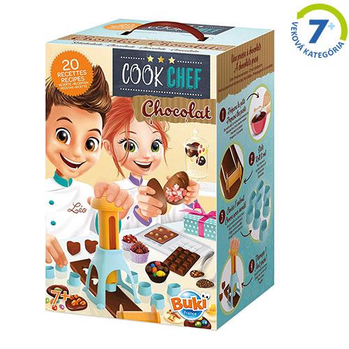 Buki - Výroba čokolády
