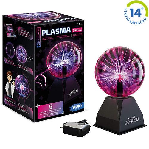 Elektrizujúca Plazma guľa