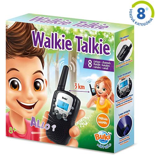 Buki - Vysielačky Walkie Talkie 3km