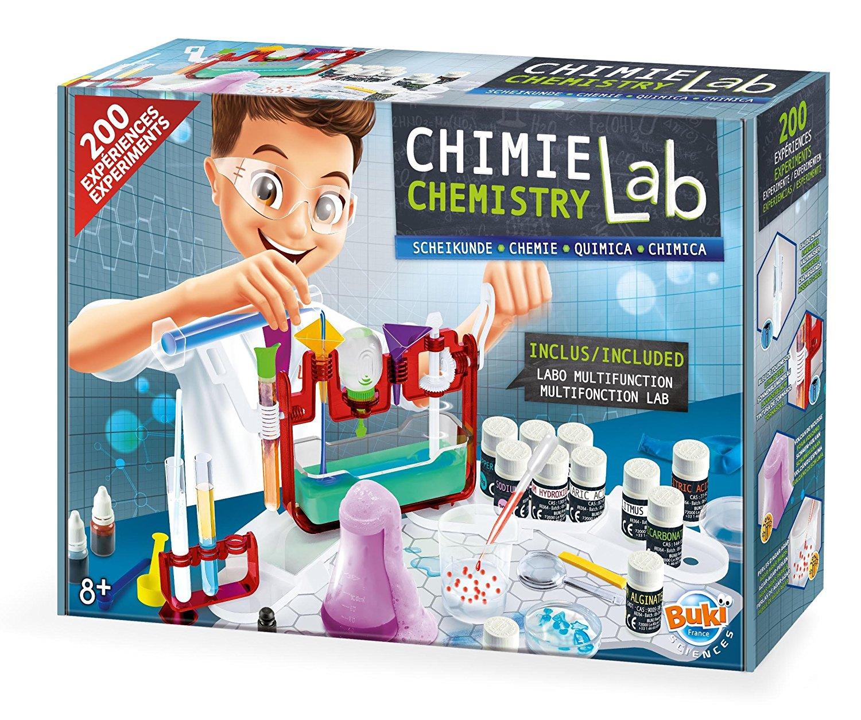 Chemické laboratórium - 200 pokusov