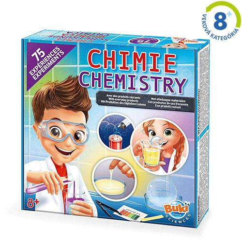 Chemické laboratórium - 75 pokusov