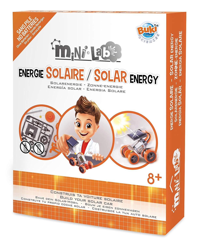 Minilabák - slnečná energia