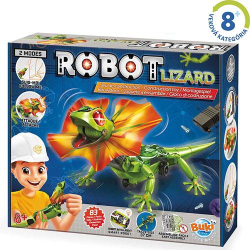 Robotická jašterica