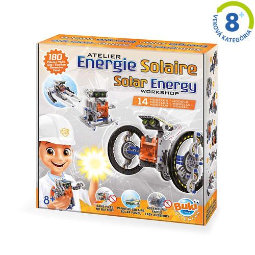 Stroje na slnečnú energiu