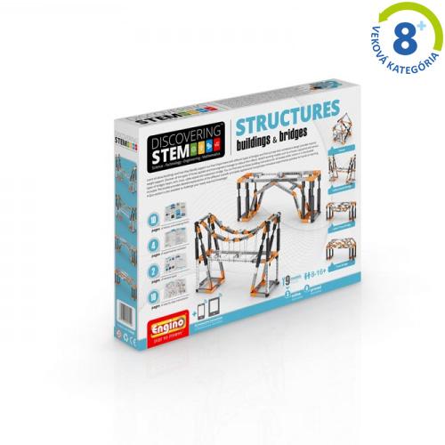 Konštrukcie - Budovy a mosty
