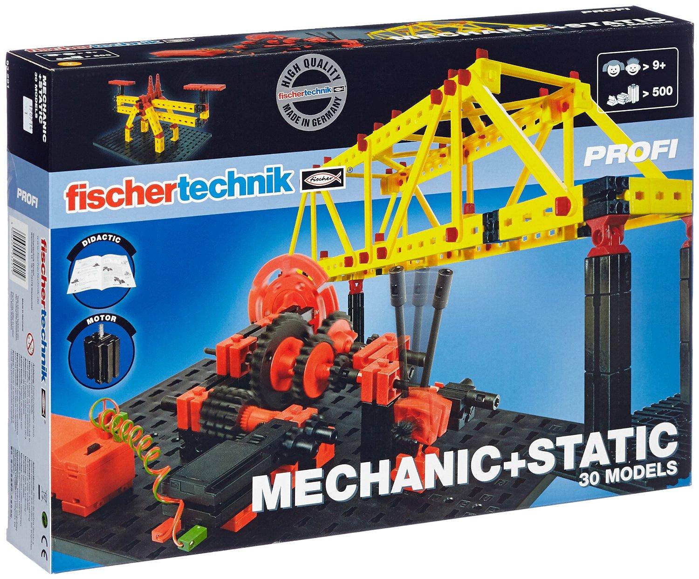 technická stavebnica fischertechnik Mechanika a statika