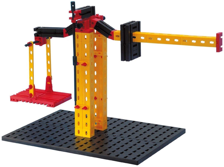 technická stavebnica - mechanika a statika - váha s pojazdným závažím
