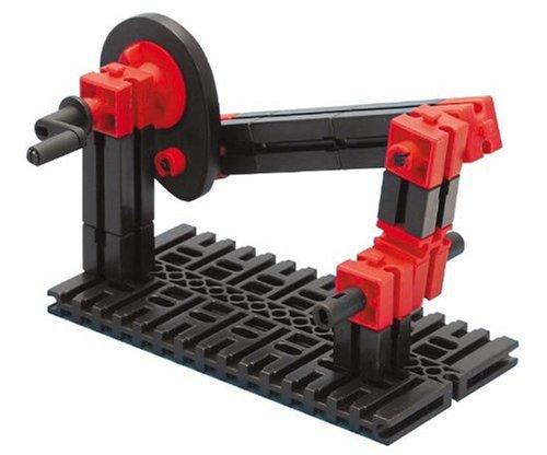 technická stavebnica - štvorklbový stroj