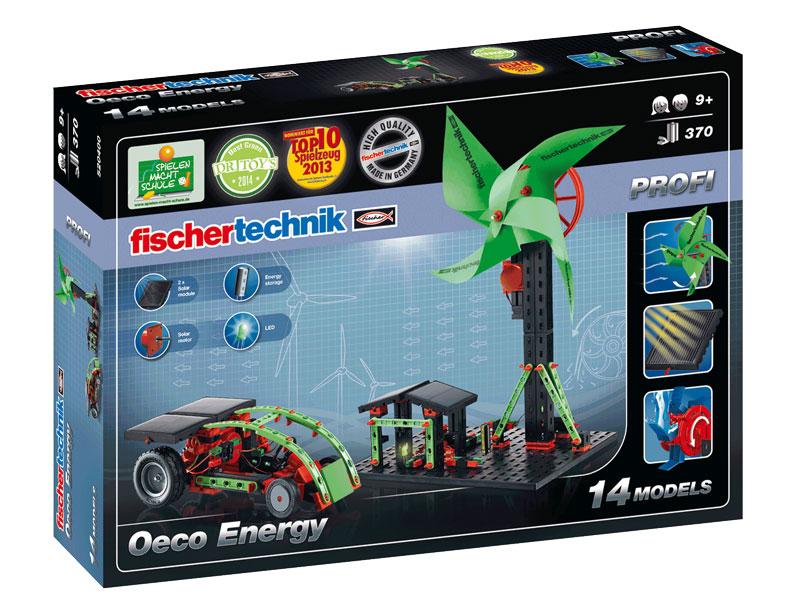 Fischertechnik - Ekologická energia