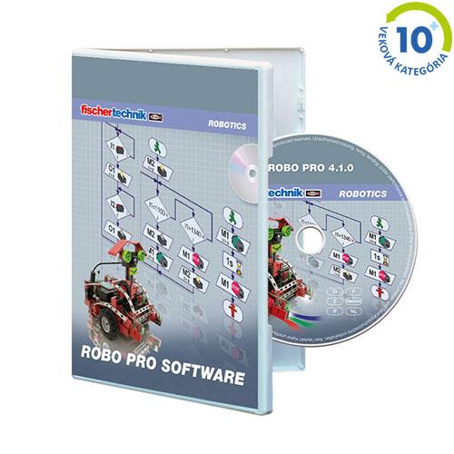 Software Fischertechnik ROBOPro