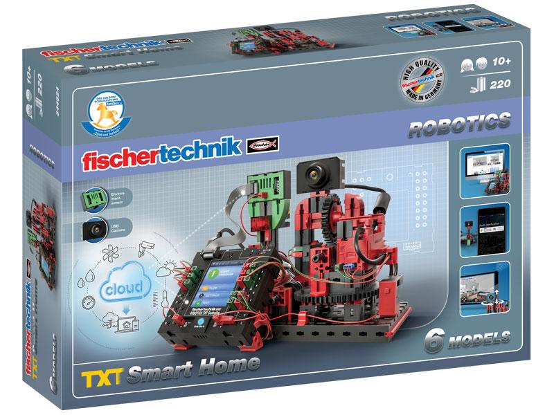 Robotika - TXT Smart home