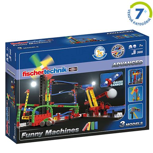 Zábavné stroje - dominový efekt