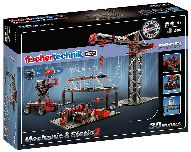 Mechanika a statika 2
