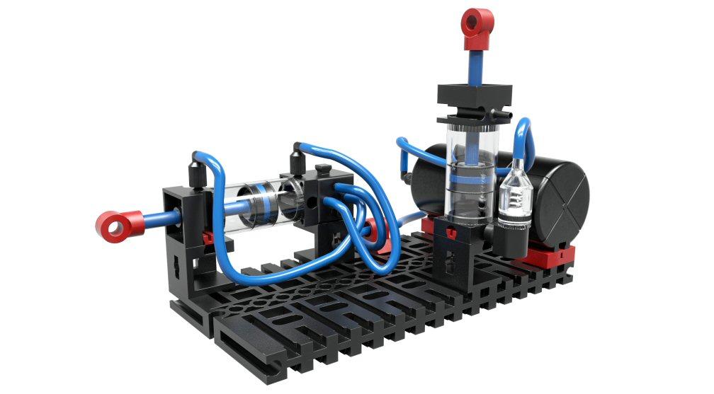 fischertechnik - pneumatic power