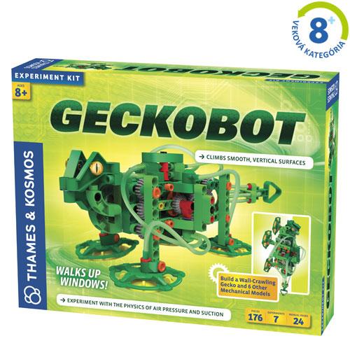 Robotický plaz  - Gekobot