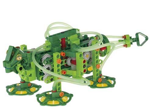 robotická stavebnica Geckobot