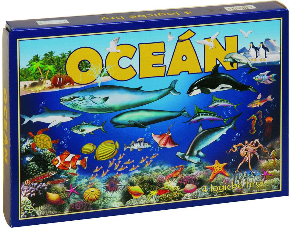 Oceán - 4 logické hry