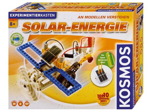 Experimentálna stavebnica - slnečná energia