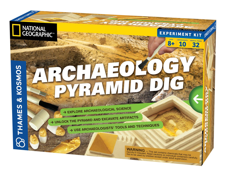 Archeológ v Egypte