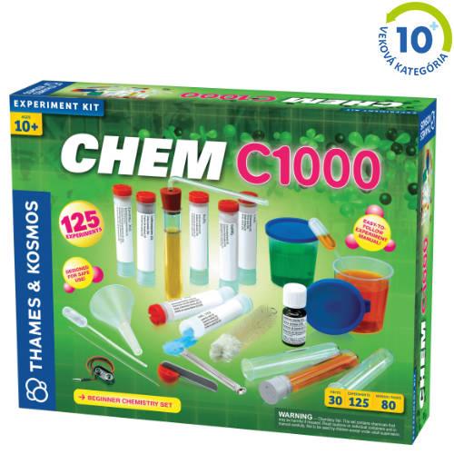 Chemické laboratórium - 125 pokusov